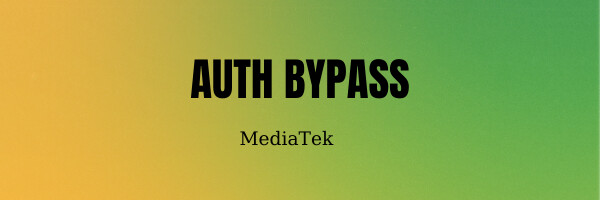 Auth Bypass